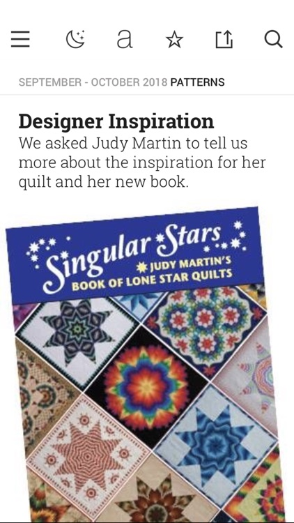 Quiltmaker Magazine screenshot-4