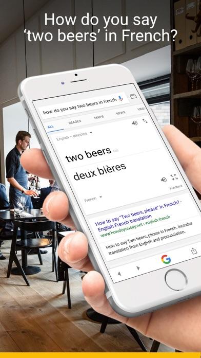 Screenshot for Google in Canada App Store