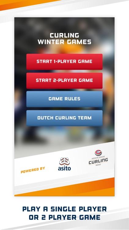 Curling Winter Games screenshot-0