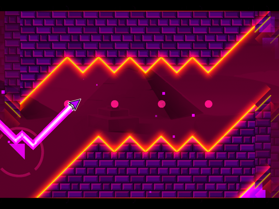 Geometry Dash SubZero by RobTop Games AB (iOS, United States