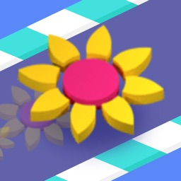 Flower Frenzy Endless Runner