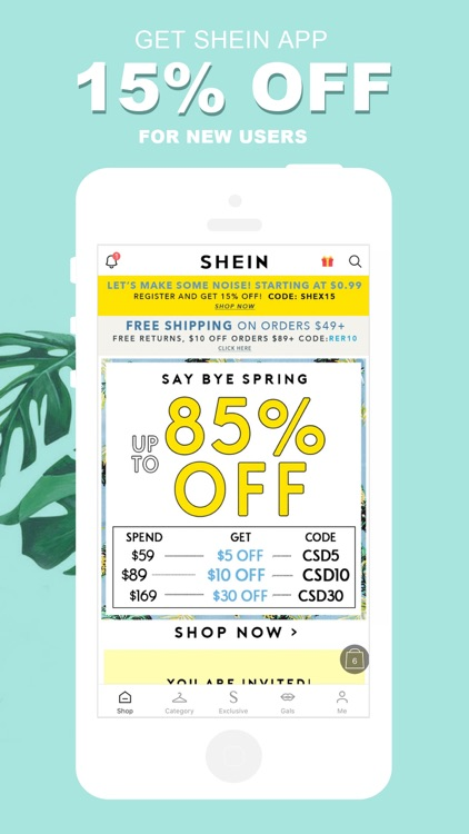 SHEIN - Fashion Shopping