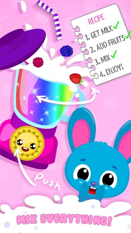 Cute & Tiny Milkshakes screenshot-3