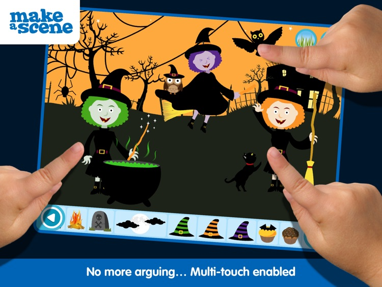 Make a Scene: Halloween screenshot-2