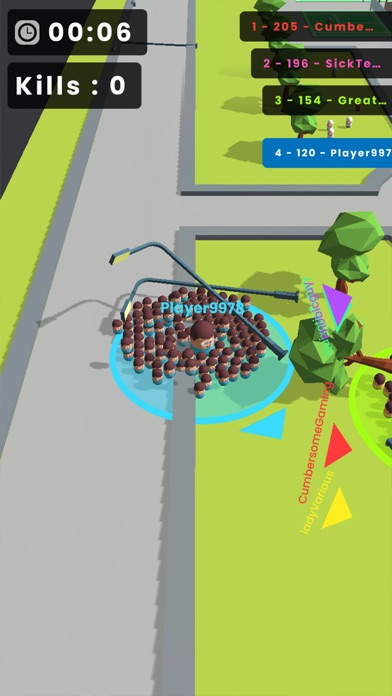 Popular Wars screenshot 4