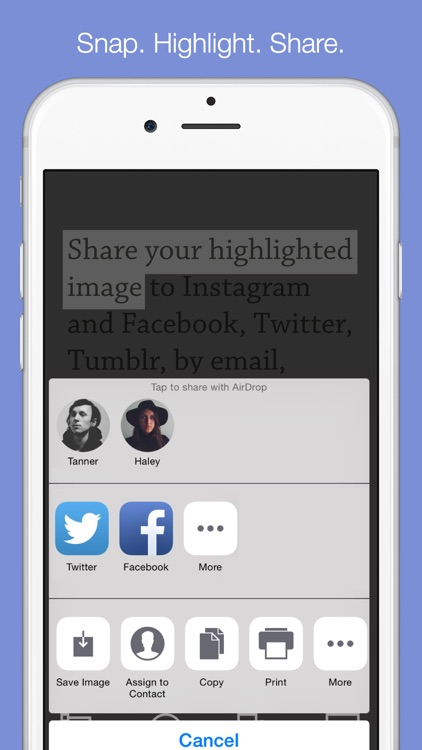 Snaplight - Photo Highlighter screenshot-4
