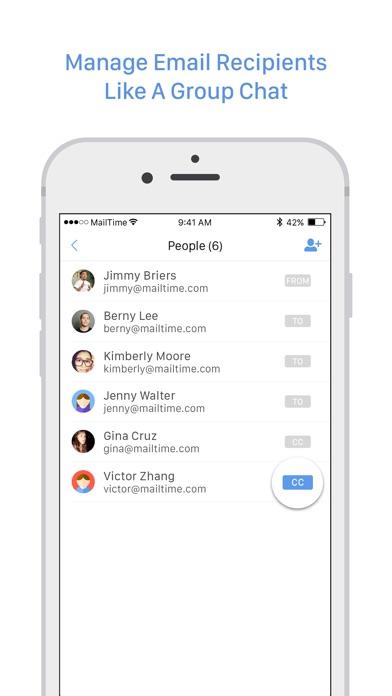 MailTime Pro Screenshots