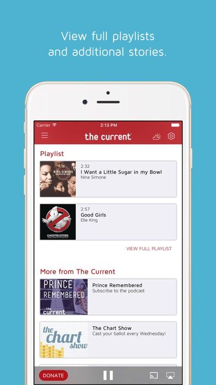 MPR Radio screenshot-4