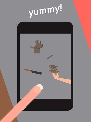Burger – The Game на iPad