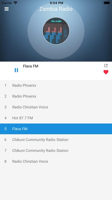 Zambia Radio Station FM Live screenshot four