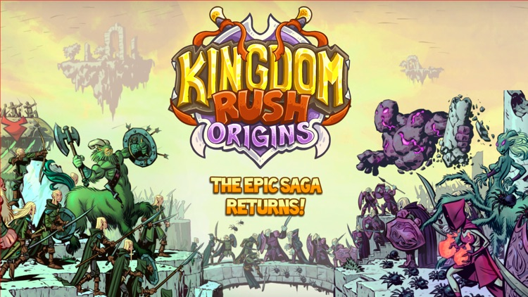 Kingdom Rush Origins screenshot-0