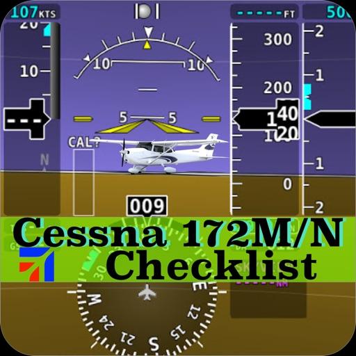 Cessna 172 M/N Checklist