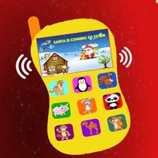 Activities of Christmas Toy Phone Activities