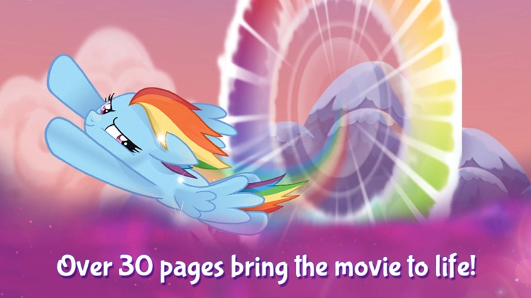 My Little Pony: The Movie screenshot-3