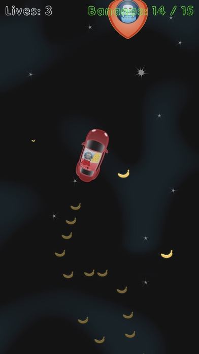 Roadster In Space Screenshot 2