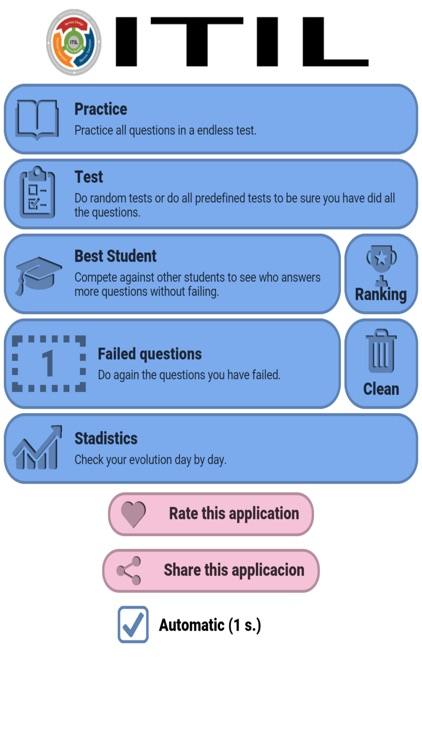 itil questions exam tests test julian salvador arnal v4 certification foundation