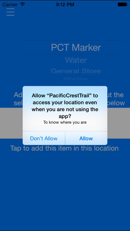 Pacific Crest Trail screenshot-4