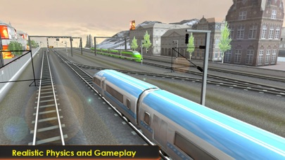 Subway Euro Train Sim 2018 screenshot two