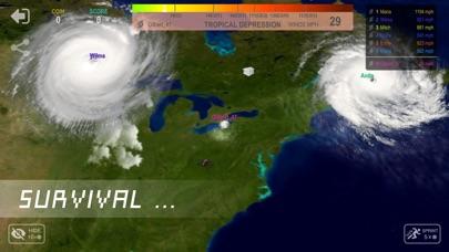 ハリケーン.ioのスクリーンショット2