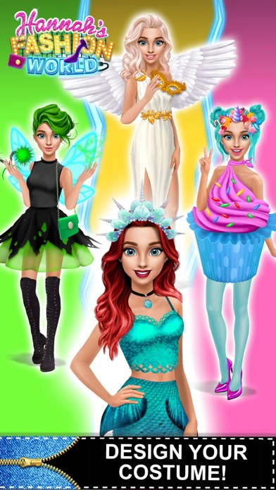Hannah's Fashion World screenshot 5