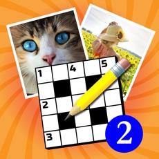 Activities of Mom's Crossword with Pics 2