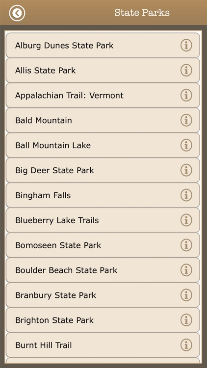 Great - Vermont Camps & Trails screenshot-4