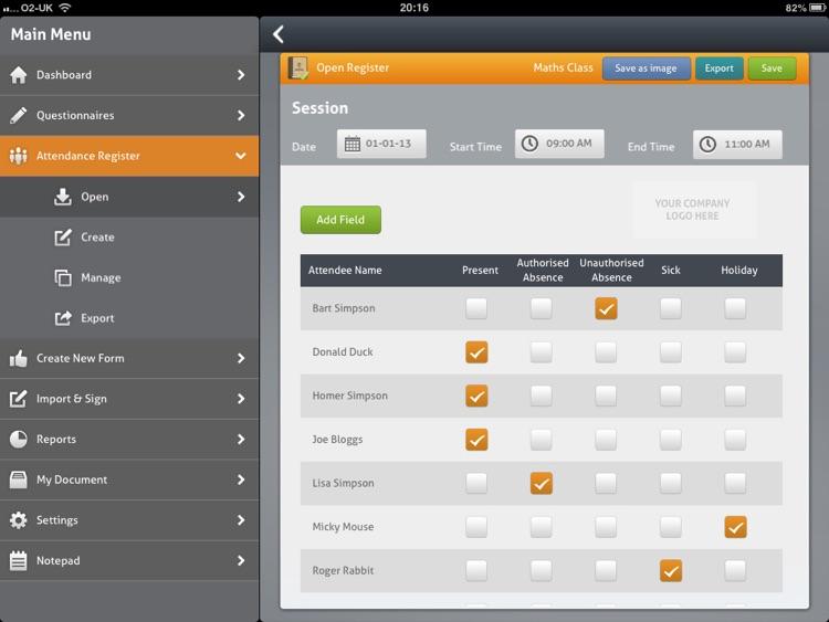 iPEGS Direct - Form App screenshot-4