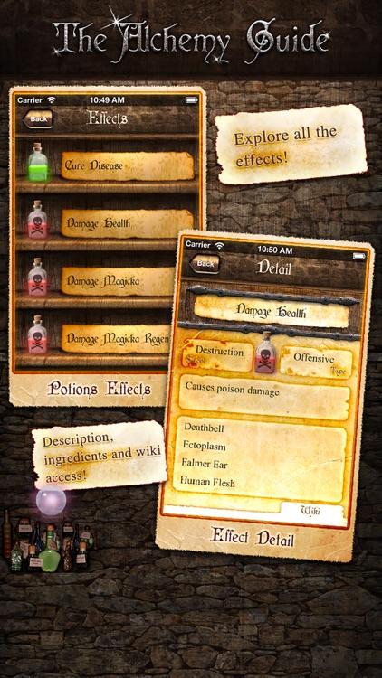 Alchemy Guide screenshot-3