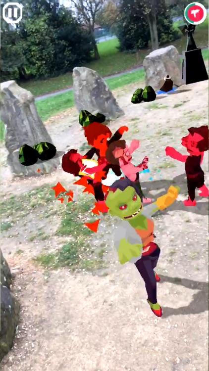 zombies! ARgh! screenshot-4
