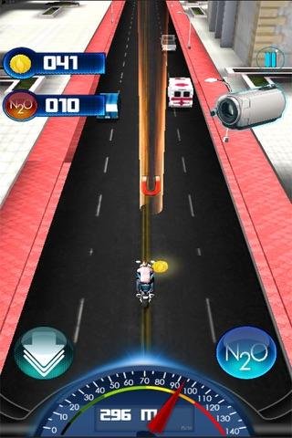 Traffic Death Moto 2015 - náhled