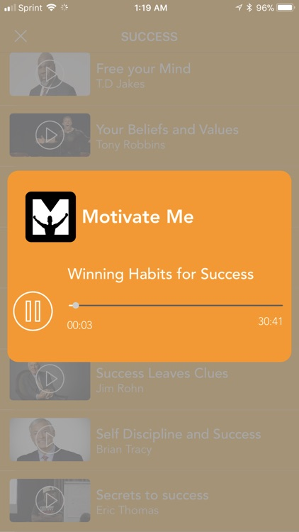 Motivate Me - Quotes and Audio