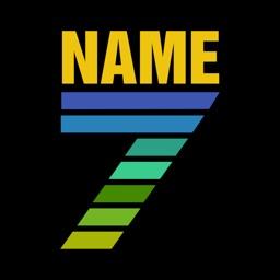 Name 7