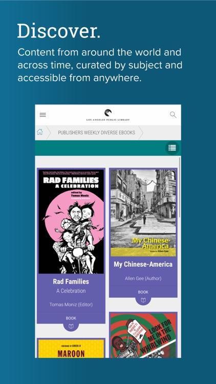 BiblioBoard Library screenshot-3