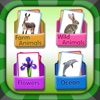 Flashcards - Animal sounds - iPhoneアプリ