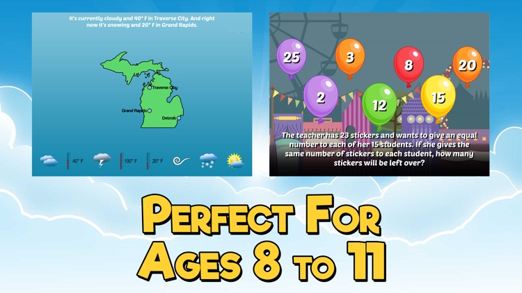 Fourth Grade Learning Games SE screenshot-2