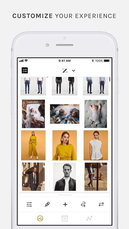 UNUM – Design Your Story screenshot-8