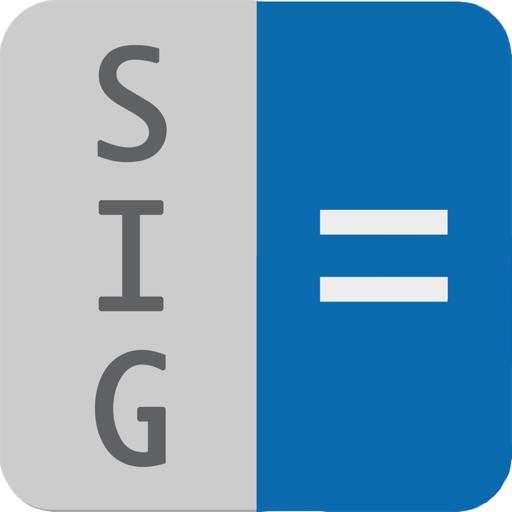 SIG Calculator