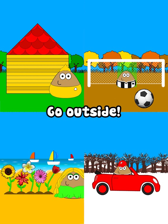 Pou Screenshots