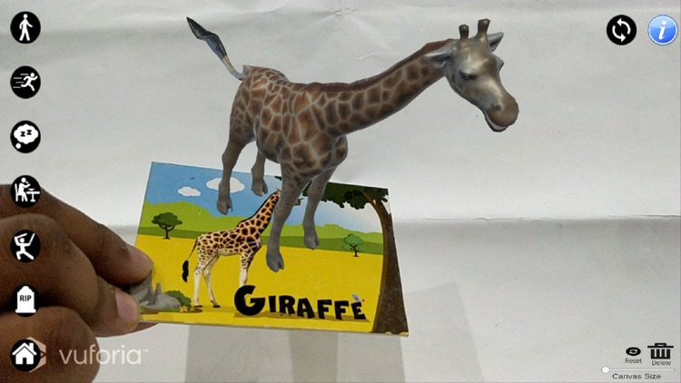 MAYAR Animals in 3D