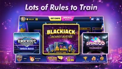 House of Blackjack 21 screenshot 5
