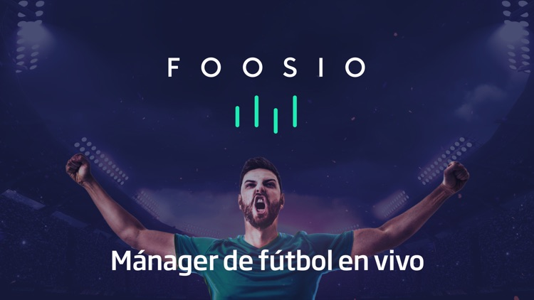 FOOSIO - Mánager de fútbol screenshot-0