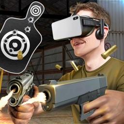 VR Shooting Range Weapon