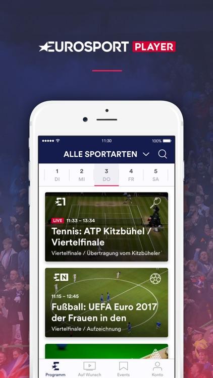 Eurosport Player screenshot-0