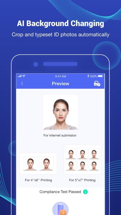 Photid-AI Passport Photo Booth
