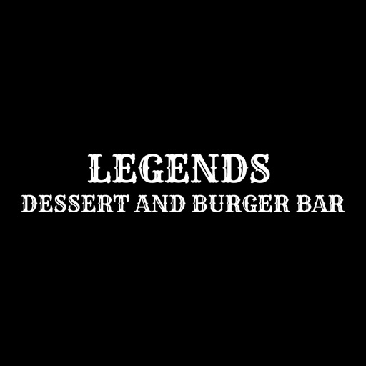 Legends Dessert And Burger Bar