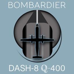 Bombardier Dash-8 Q400 Trainer