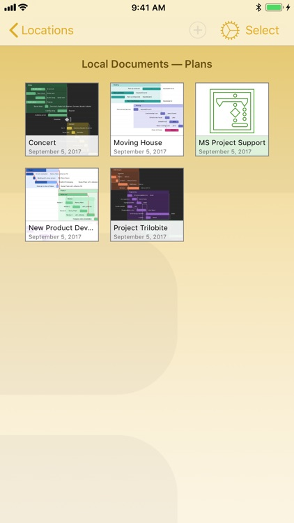 OmniPlan 3 screenshot-4