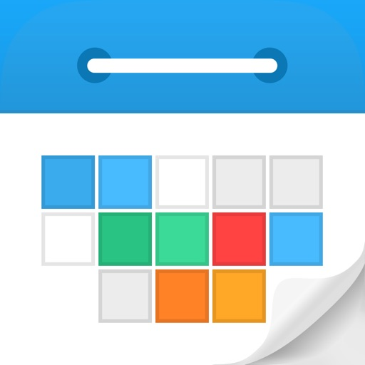 Calendars by Readdle application logo