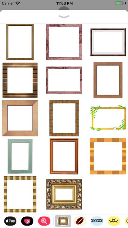 Frame It Stickers screenshot-5