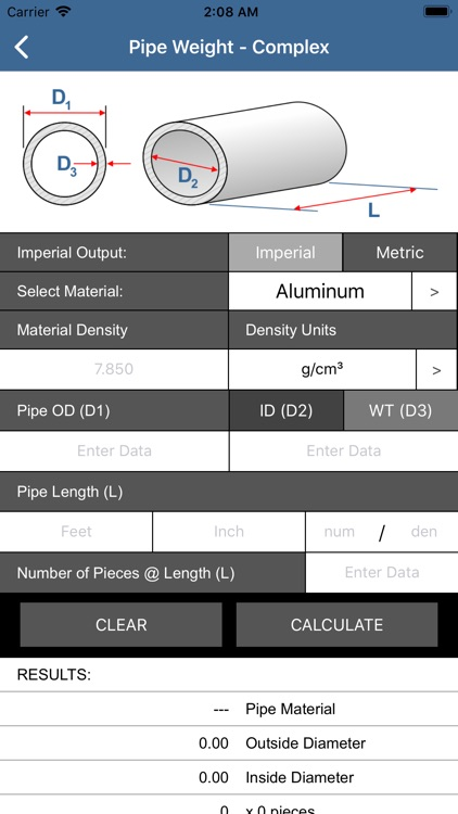 Pipe Fitter Tools screenshot-5